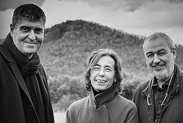 2017 – Rafael Aranda, Carme Pigem, Ramon Vilalta