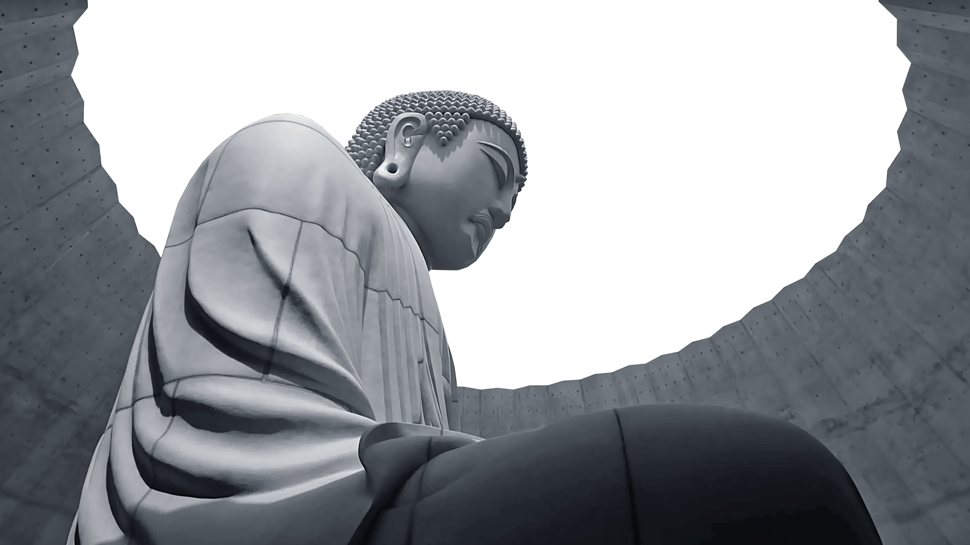 Tadao Ando - buda