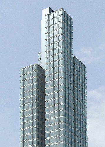 Сингапур – Scotts Tower / ОМА