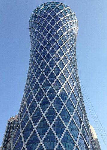 "Доха, Катар – Кулата ""Торнадо"" / CICO Consulting Architects & Engineers и SIAT"