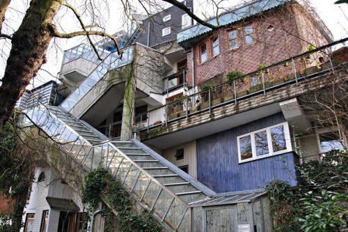 Frei Otto - Berlin, Okohaus