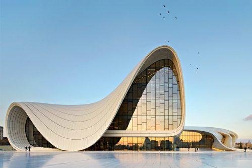 Zaha Hadid - Heydar Aliyev Centre, Baku
