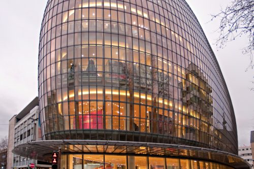 Renzo Piano - Peek & Cloppenburg Department Store Cologne, Germany