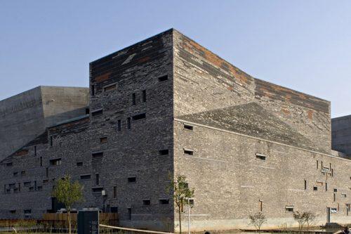 Whang Shu - Ningbo Museum