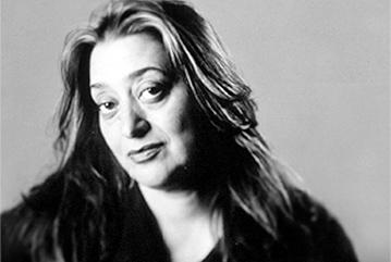 2004 – Zaha Hadid