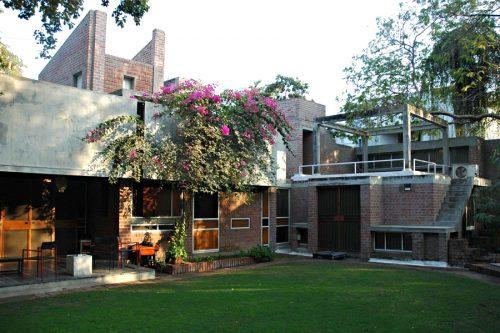 Balkrishna Doshi - Kamala House