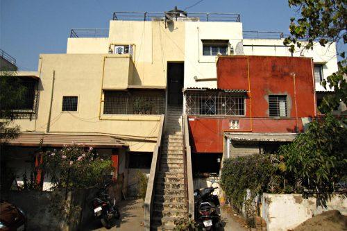 Balkrishna Doshi - L.I.C