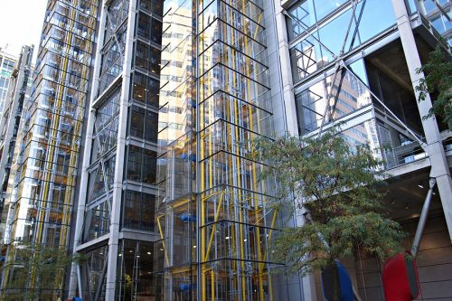 Richard Rogers - 88 Wood Street