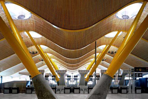 Richard Rogers - Aeropuerto de Barajas