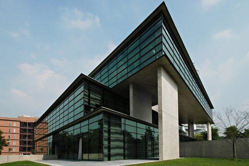 Tadao Ando - Asia Museum of Modern Art