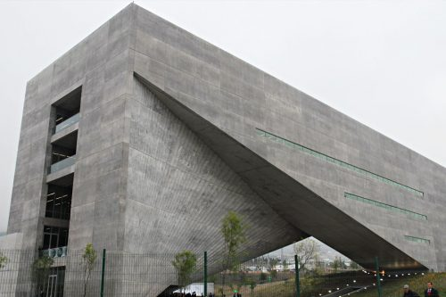 Tadao Ando - University of Monterrey, Mexico