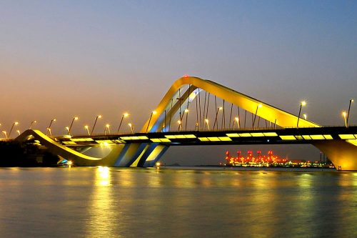 zaha-hadid-Sheikh-Zayed-Bridge-Abu-Dhabi,UAE