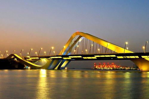 Zaha Hadid - Sheikh Zayed Bridge - Abu Dhabi, UAE