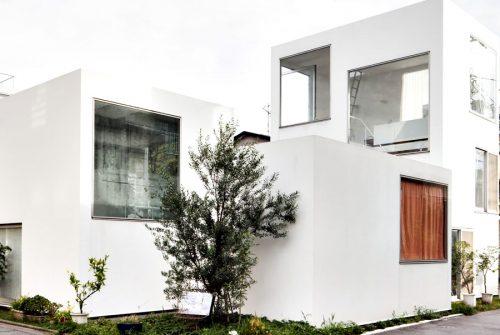 Kazuyo Sejima - Ryue Nishizawa - sanaa - moriyama house