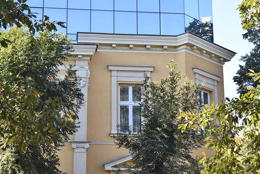 Къща на проф. Иван Георгов / арх. Адолф Колар