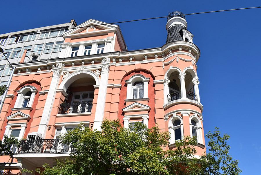 Арх. Адолф Колар - първият главен архитект на София - къща Георги Георгов