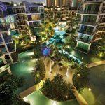Belle Vue Residences, Toyo Ito, СИНГАПУР