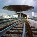 Expo MRT Station, Norman Foster, СИНГАПУР