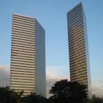 Gateway Towers, I.M. Pei, СИНГАПУР