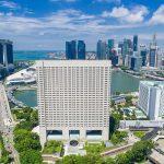 Ritz Carlton Hotel, Kevin Roche, СИНГАПУР