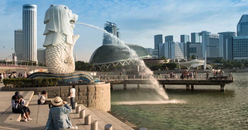 Сингапур – среща на велики архитекти