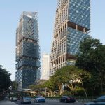 South Beach, Norman Foster, СИНГАПУР