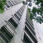 The Tomlinson, I.M. Pei, СИНГАПУР