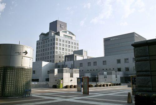 Tsukuba-Center,-Arata-Isozaki