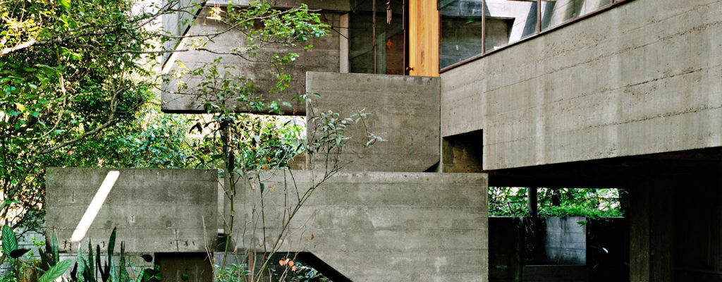 Paulo Mendes da Rocha - House in Butanta