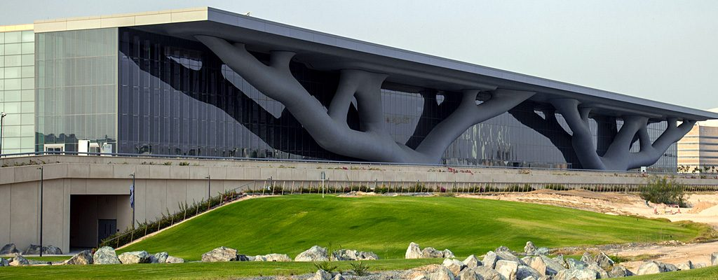 Qatar-National-Convention-Center,-Arata-Isozaki